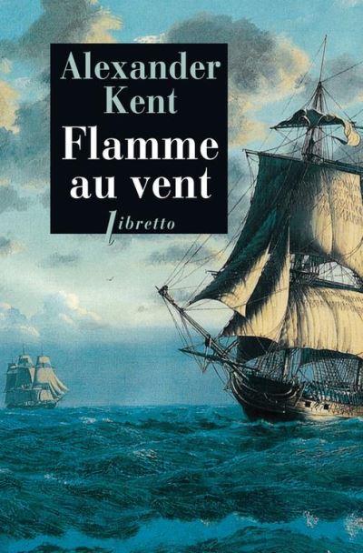 Flamme au vent - Une aventure de Richard Bolitho - 9782369140290 - 9,99 €