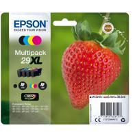Multipack Epson Fraise Claria Home Ink Haute Capacité 4 couleurs