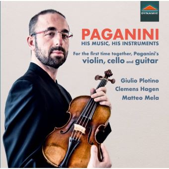 PAGANINI HIS MUSIC HIS INSTRUMENTS