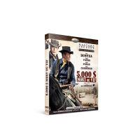 Cinq mille dollars mort ou vif Blu-ray