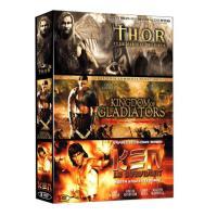 Thor et le marteau des Dieux - Kingdom of gladiators - Ken le survivant - Coffret