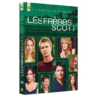 Les Frères ScottLes Frères Scott Saison 4 DVD