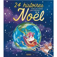 24 histoires autour du monde pour attendre Noël