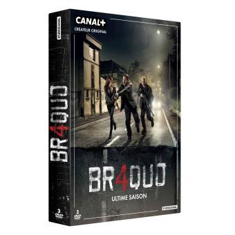 BraquoBraquo Saison 4 Coffret DVD