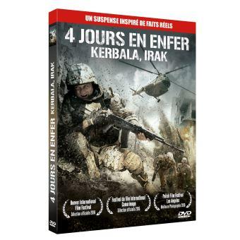 4 jours en Enfer : Kerbala, Irak DVD
