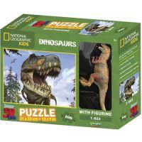 Prime 3D T-Rex Met Speelfiguur, 100 STUKS