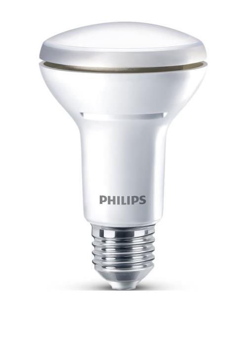 Ampoule LED Reflecteur Philips 5 7 W 60 W Culot E27 Blanc 5 Beau Ampoule Led Prix Kae2