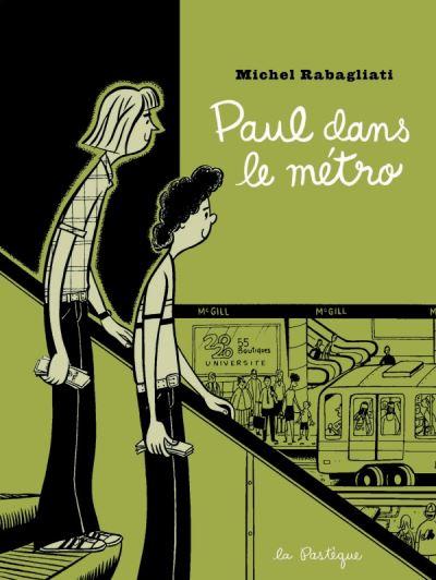 Paul dans le metro