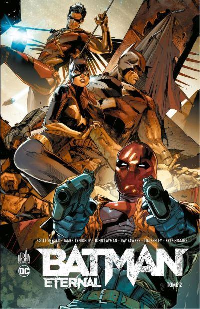 Batman - Eternal - Tome 2 - 9791026832232 - 9,99 €