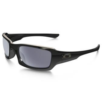 Lunettes de soleil Oakley Fives Squared Noire - Lunettes ... cb3aaac80081