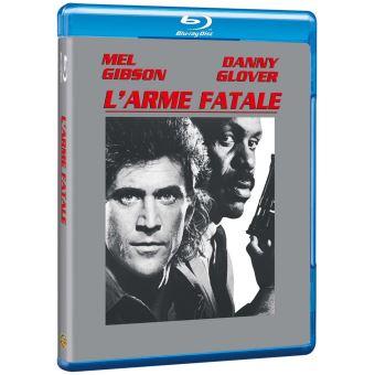 L'arme fataleL'Arme fatale Blu-ray