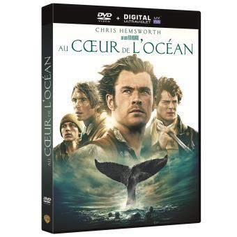 Au cœur de l'océan DVD