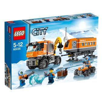 LegoFnac 60035 Arctique Mobile La Base City Lego® IEDH92