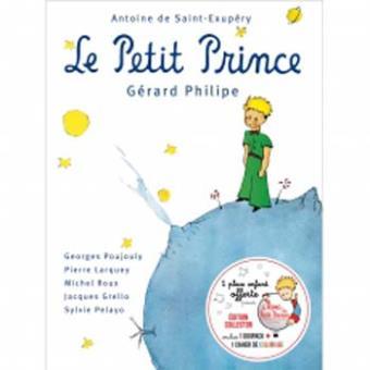 Le Petit Prince Coffret Digipack Edition limitée Inclus cahier de coloriage