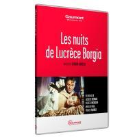 Les nuits de Lucrèce Borgia DVD