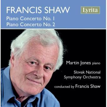 FRANCIS SHAW PIANO CONCERTOS