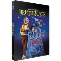 Beetlejuice Steelbook DVD