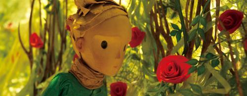 Puzzle Hape Le Petit Prince Roses, 150 pièces