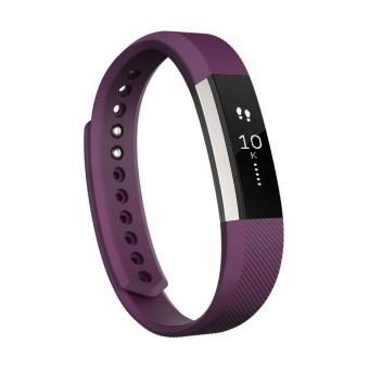Fitbit Alta Large Plum Connected Armband
