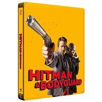 Hitman and bodyguard/steelbook