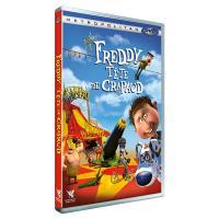Freddy tête de crapaud DVD