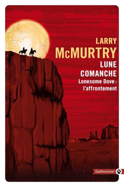 Lune comanche - L'Affrontement - 9782404010854 - 12,99 €