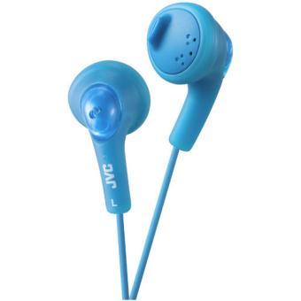 JVC HA-F160 Oortelefoons Gumy Blue