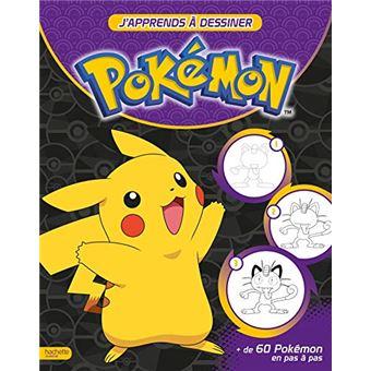 Les Pokémon Japprends à Dessiner Les Pokémon