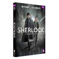 Sherlock Saison 2 DVD