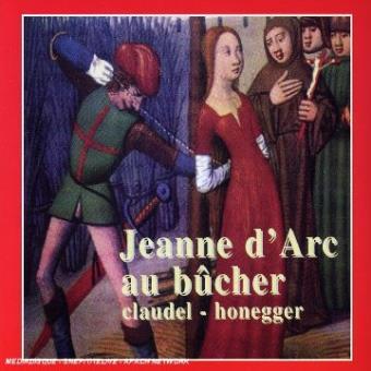Jeanne au bûcher