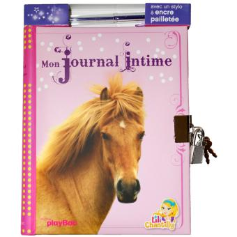 journal intime fille 10 ans