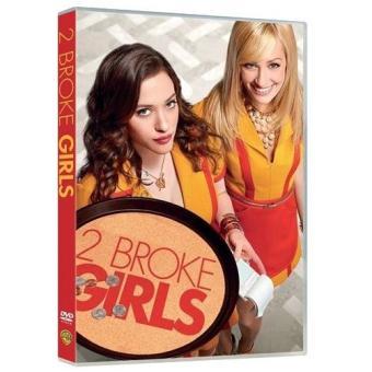 2 Broke GirlsCoffret intégral de la Saison 1 - DVD