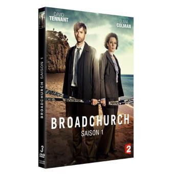 BroadchurchBroadchurch Coffret intégral de la Saison 1 - DVD