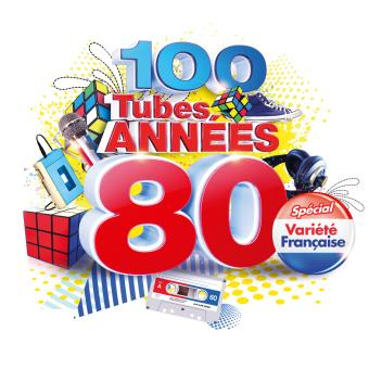 100 tubes ann es 80 2014 vari t fran aise cd album achat prix fnac. Black Bedroom Furniture Sets. Home Design Ideas