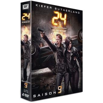 24 heures chrono24 - Seizoen 9 Live Another Day DVD-Box