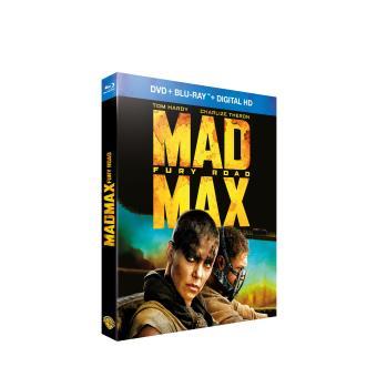 Mad MaxMad Max : Fury Road  Blu-ray