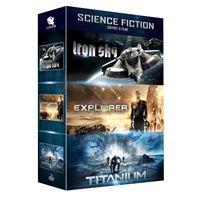 Coffret Science-Fiction DVD