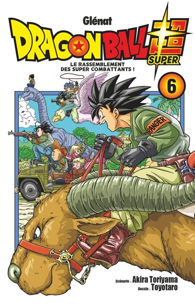 Dragon Ball Super - Tome 06 - 9782331041556 - 4,99 €