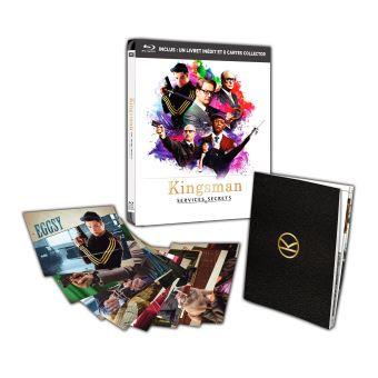 Kingsman, services secretsKingsman Services Secrets Edition limitée Steelbook Blu-ray