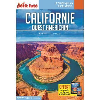 Petit Futé Californie Ouest Américain