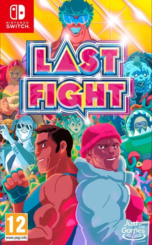 Last Fight Nintendo Switch