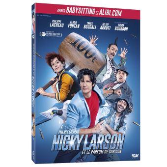 Nicky LarsonNicky Larson et le parfum de Cupidon DVD