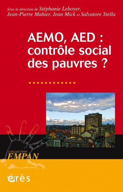 Aemo/aed : contrôle social des pauvres ?