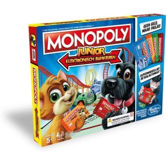 Monopoly junior electronisch bankieren - NL