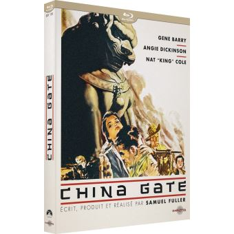 China Gate Blu-ray