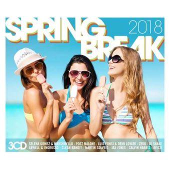 Spring break 2018/3CD