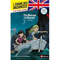 L'énigme des vacances de la 6ème à la 5ème The refuge in danger