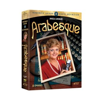 ArabesqueArabesque Saison 2 Blu-ray