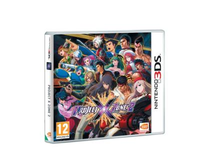 Project X Zone 2 3DS