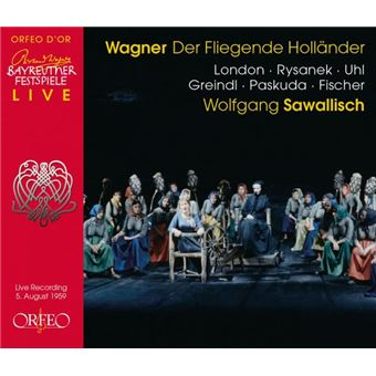 Wagner-the flying dutchman (2cd)
